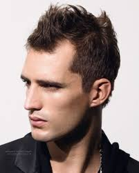 simple hairstyles for mens short hair simple and classic short