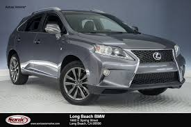 lexus sport 4 door lexus rx 350 f sport for sale used cars on buysellsearch