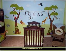 theme wall decorating theme bedrooms maries manor jungle baby bedrooms