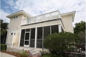 Beach House Rentals In Destin Florida Gulf Front - sunday cottage destin florida house cottage rental
