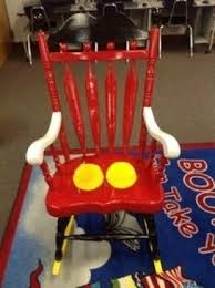 wooden rocking chair for nursery foter