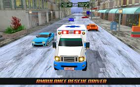 ambulance driver 2017 rescue android apps on google play