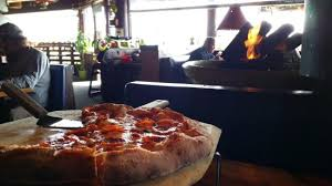 Fire Pit Pizza - wood oven pizza firepit picture of nsb seashack new smyrna