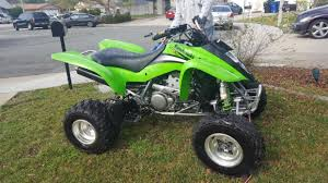 2005 kfx 400 motorcycles for sale