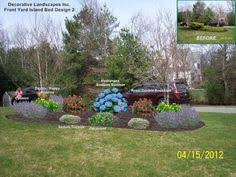 Fence Line Landscaping by A Whole Bunch Of Free Downloadable Landscape Plans Borders Yards