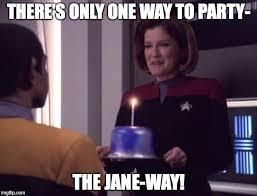 Happy Birthday Star Trek Meme - star trek birthday imgflip