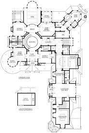 Estate House Plans by 100 Custom House Floor Plans 2 Storey House Floor Plan