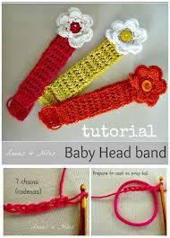 crochet bands crochet headbands for babies 28 free patterns diy crafts