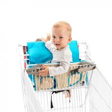 siège bébé caddie chaise nomade bébé 2en1 babytolove