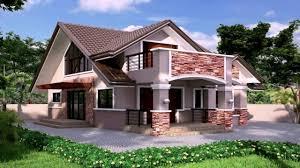 sample bungalow house floor plan philippines youtube