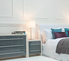 Gray Bedroom Furniture by White Gloss Bedroom Furniture Vivo Furniture