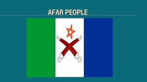 Oromo Flag Afar People