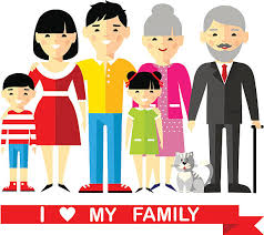 asian family clip vector images illustrations istock