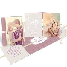 wedding invitations with pictures wedding invitations custom designs from pear tree