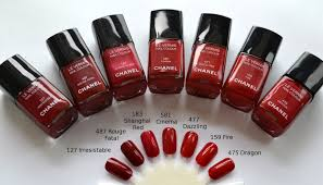 chanel 581 cinema u0026 fifty shades of red color me loud bloglovin u0027