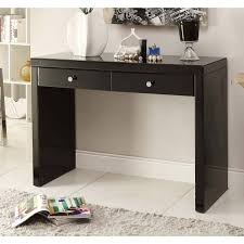 mirrored console vanity table glass mirrored console hallway dressing table mirror furniture
