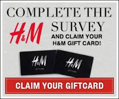 survey for gift cards complete the survey and claim your 25 h m gift card earn