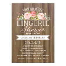 Lingerie Party Invitations Lingerie Shower Invitations U0026 Announcements Zazzle