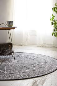 Round Kitchen Rug by The 25 Best Round Rugs Ideas On Pinterest