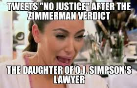 Zimmerman Memes - no justice after zimmerman verdict but local