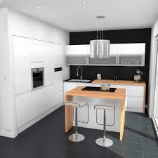 cuisine am駻icain charmant modele de cuisine americaine avec ilot central avec cuisine
