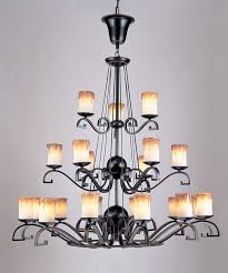 Metal Chandeliers Outlet 6 Light Faux Candle Antique Chandeliers At Discount Prices