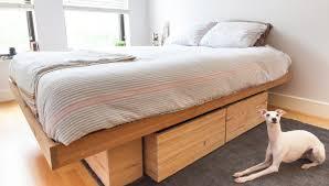 Platform Bed Pallet Bed Platform Queen Size Bed Beautiful Platform Bed Queen With