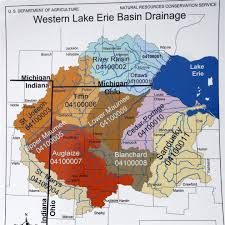 Map Testing Ohio by Spring Water Testing Season In The Maumee River Watershed The Blade