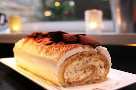 marmiton cuisine facile recette de la bûche de noël tiramisu facile by hervé cuisine