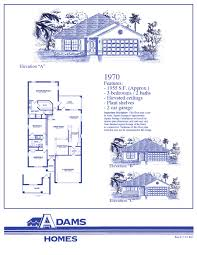 New Homes Floor Plans Lehigh Acres Adams Homes