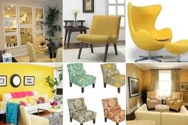 Grey And Yellow Living Room Design by Emejing Yellow Living Room Chair Photos House Design Ideas