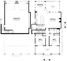 Pueblo House Plans by Small Santa Fe Home Plans