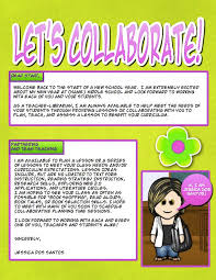 let u0027s collaborate letter to staff to remind them the librarian