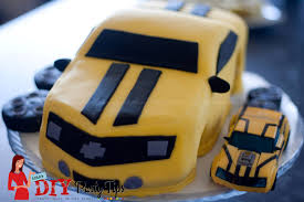 transformers cakes transformers bumblebee cake lola s diy party tips