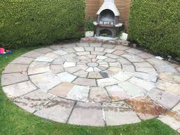 Indian Sandstone Patio by Patio Sealing Peninsula Stone Howth Stone For Patios