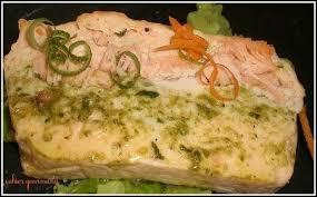 cuisiner le merluchon terrine de saumon aux agrumes merluchon à la mélisse sauce asiatique