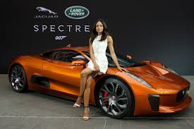 Spectre Film by Spectre 007 James Bond Film Stunt Vehicles By Jaguar U0026 Land Rover