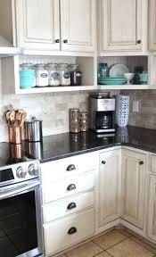 kitchen cabinets floating shelves under kitchen cabinets shelf