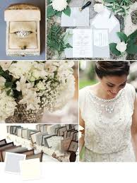 Dove Gray Wedding Dress Wedding Color Combos For Summer