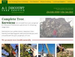 a 1 discount tree service tree removal waco tx