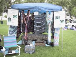 Canopy Photo Booth by My Massage Booth Adventure Jzine