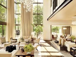 High Windows Decor Best 25 High Ceiling Living Room Ideas On Pinterest High