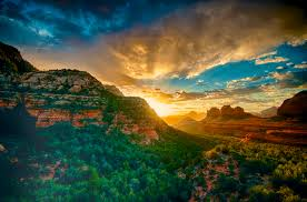 sedona arizona is an aumazing place for a yoga festival find out why