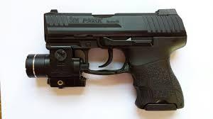Streamlight Pistol Light Which On Gun Weapon Light From Streamlight Fits The Best On A Hk P30