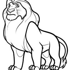 lion king 225 animation movies u2013 printable coloring pages