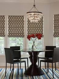 round table willow glen blinds com reviews with contemporary dining room and glass