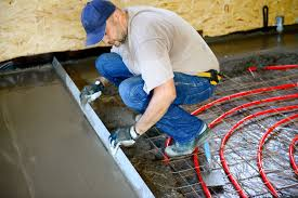 a simple definition of screeding
