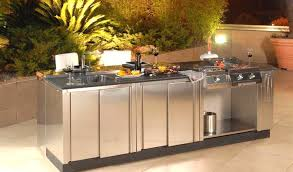 cabinet stainless steel cabinet doors enthralled outdoor kitchen