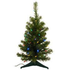 contemporary ideas mini pre lit tree trees walmart