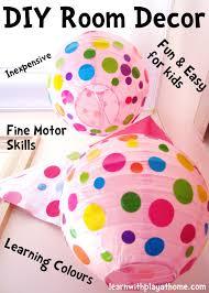 how to make round paper lanterns for kids round designs